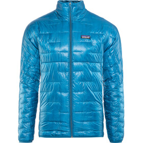 Patagonia Micro Puff Jacket Men balkan blue